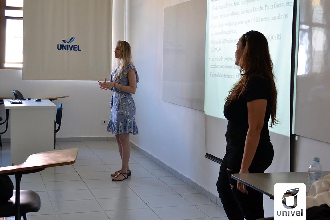 Da Univel Para Portugal Egressas Do Curso De Direito Compartilham Experiencias Com Alunos Sobre Estudar Fora Do Pais Univel Centro Universitario